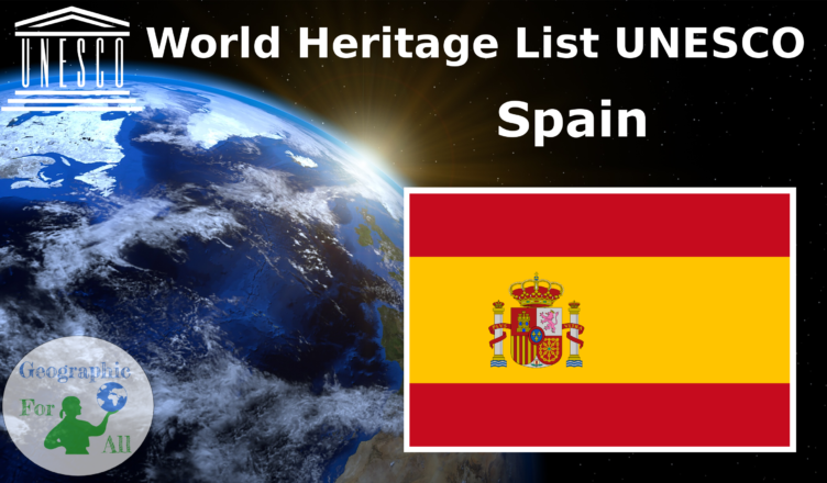 World Heritage List UNESCO - Spain