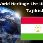World Heritage List UNESCO Tajikistan