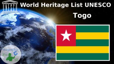 World Heritage List UNESCO - Togo