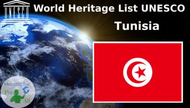 World Heritage List UNESCO - Tunisia