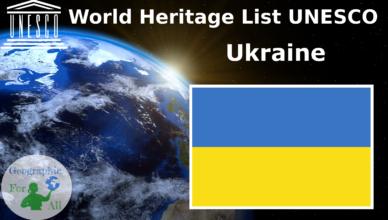 World Heritage List UNESCO - Ukraine