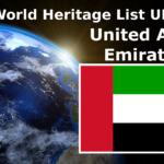 Lista światowego dziedzictwa UNESCO Zjednoczone Emiraty Arabskie
