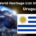 World Heritage List UNESCO Uruguay