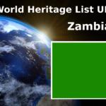 Lista światowego dziedzictwa UNESCO Zambia