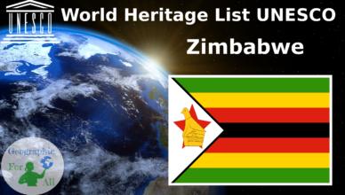World Heritage List UNESCO - Zimbabwe