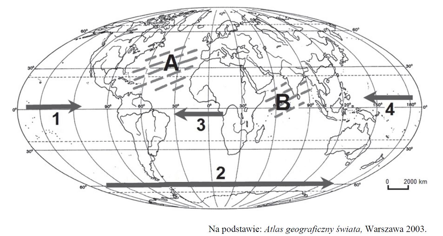 matura zgeografii 2015 zadanie 11