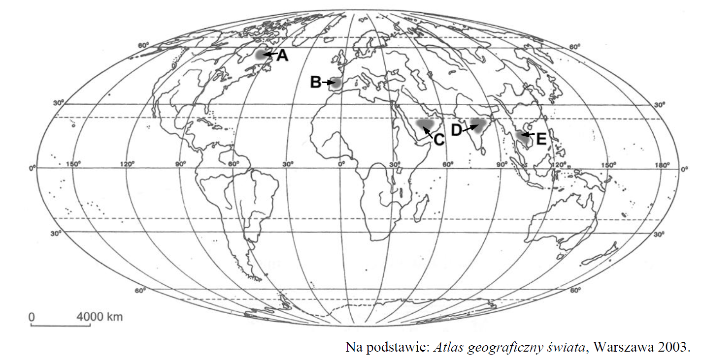 stara matura zgeografii 2015 pp zadanie 22