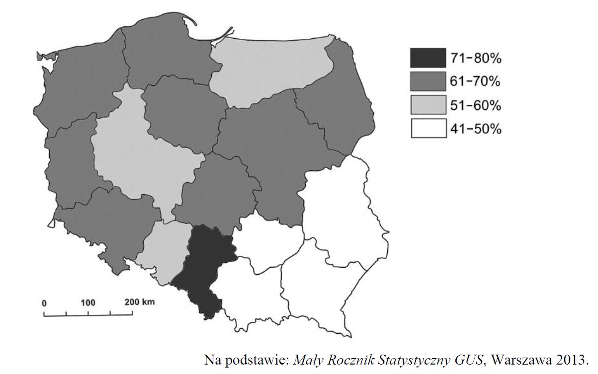stara matura zgeografii 2015 pp zadanie 25