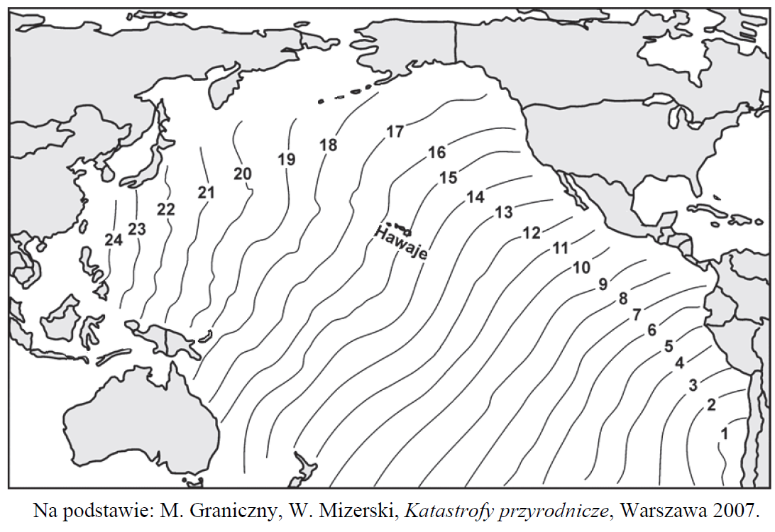 matura zgeografii 2014 pp zadanie 14