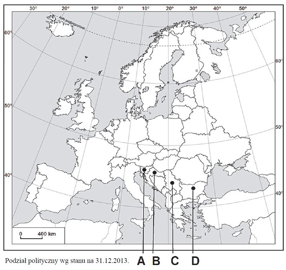matura zgeografii 2014 pp zadanie 28