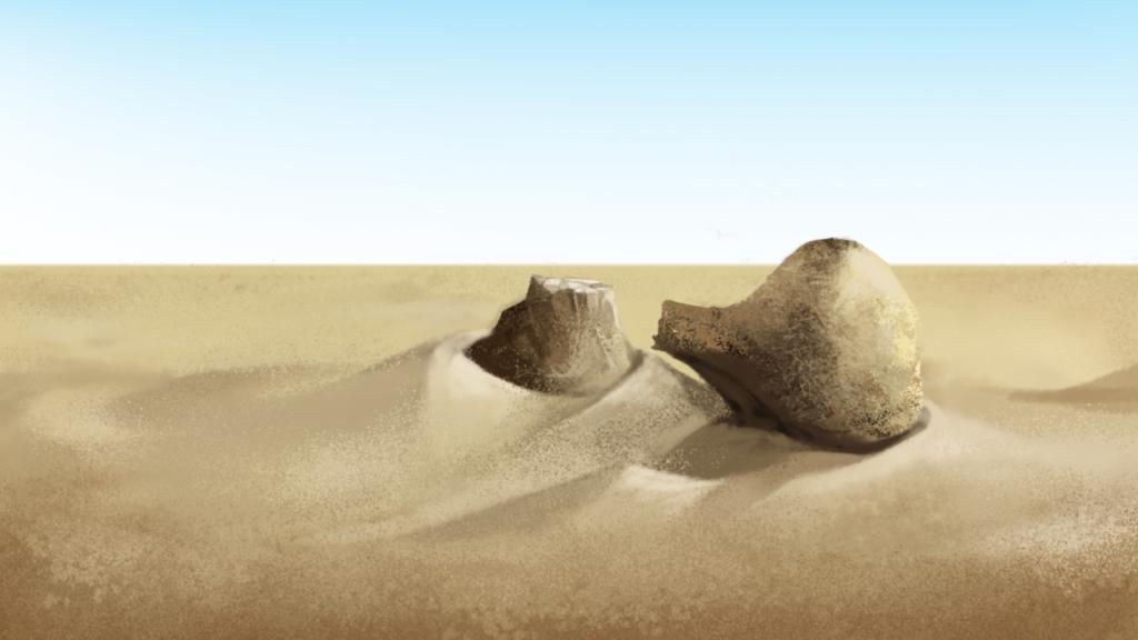 Obalenie grzyba skalnego, Źródło Englishsquare.pl Sp. zo.o., CC BY-SA 3.0