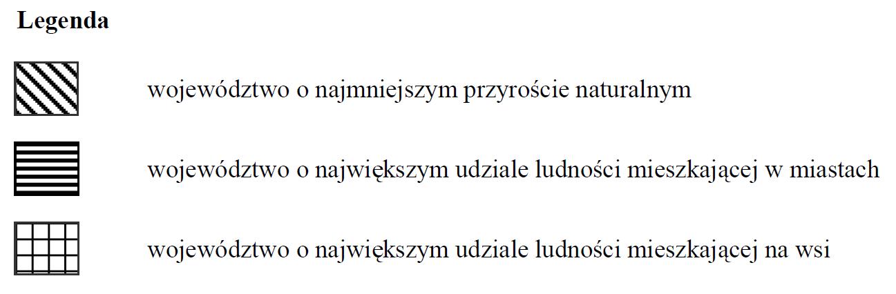 matura zgeografii 2013 pp zadanie 19 legenda