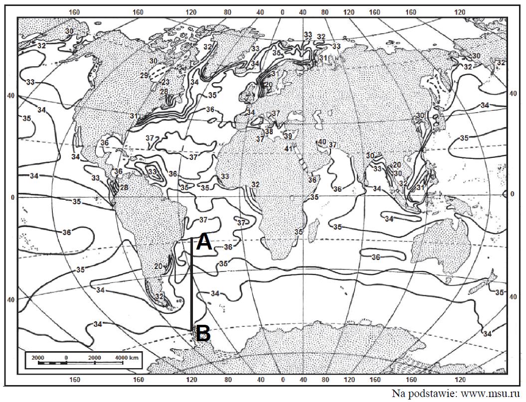 matura zgeografii 2014 pr zadanie 14