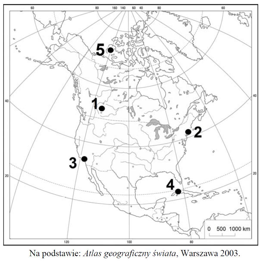 próbna matura zgeografii 2014 pr zadanie 12