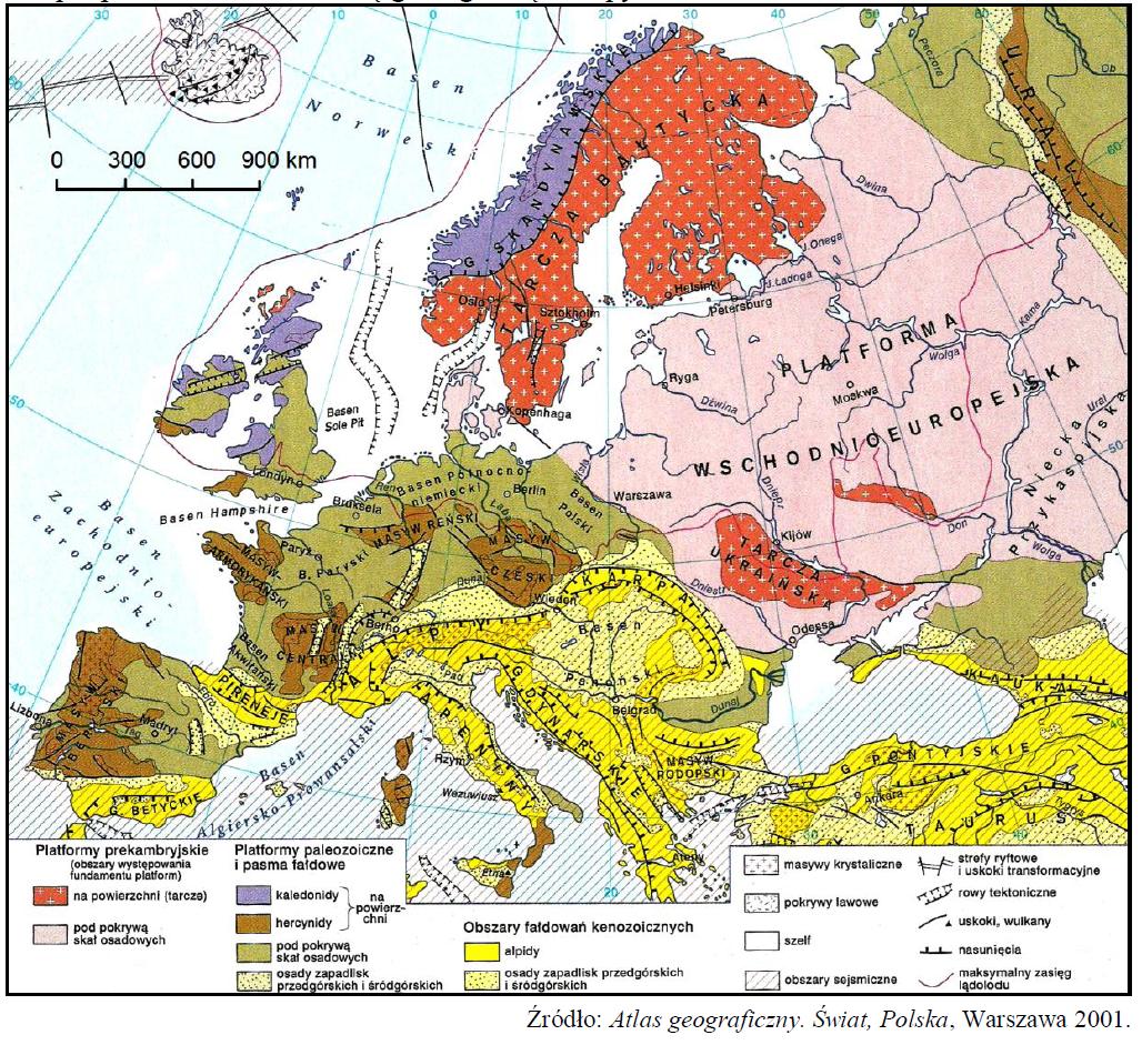 próbna matura zgeografii 2014 pr zadanie 19-20