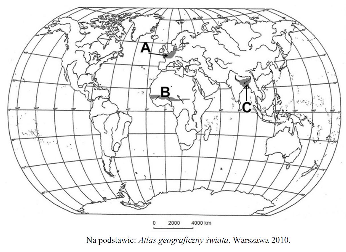 próbna matura zgeografii 2014 pr zadanie 33