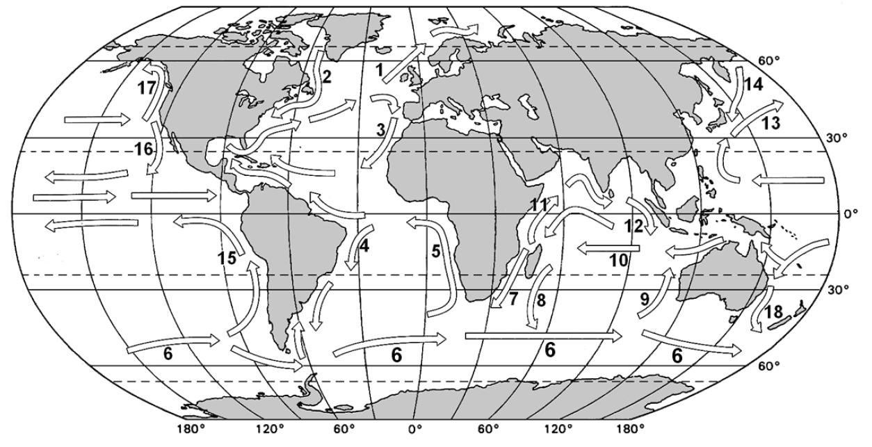 matura zgeografii 2012 maj pp zadanie 16-17