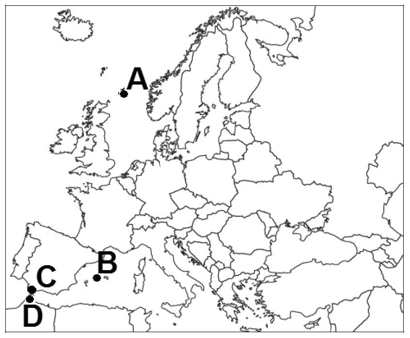 matura zgeografii 2013 pr zadanie 36