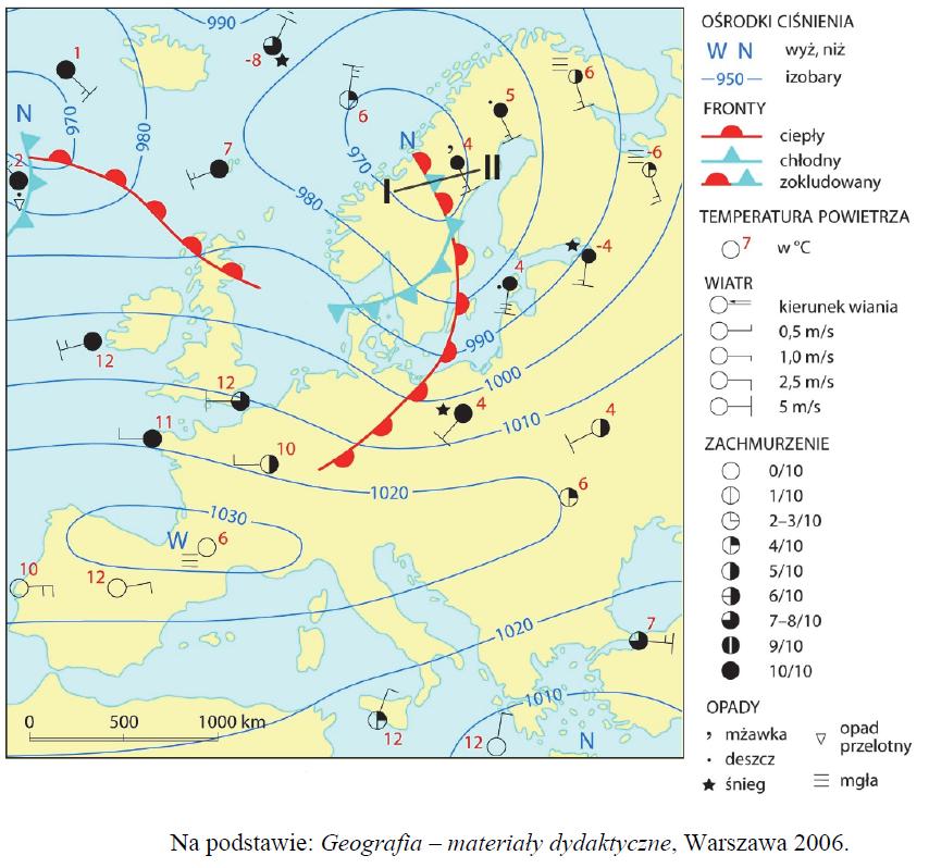 nowa matura zgeografii 2020 pr zadanie 3