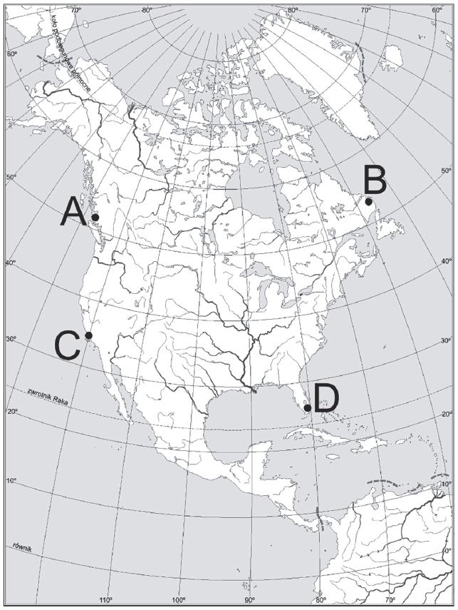 nowa matura zgeografii 2020 pr zadanie 4